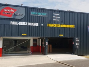 Photo du centre Rapid Pare Brise Dieppe